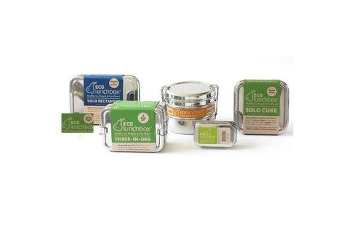 ECOlunchbox Duurzame RVS EcoLunchbox