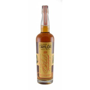 Buffalo Trace Colonel EH Taylor Small Bottling