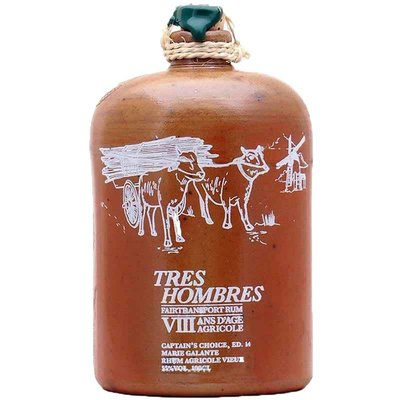 Tres Hombres Marie Galante 8 years 55%