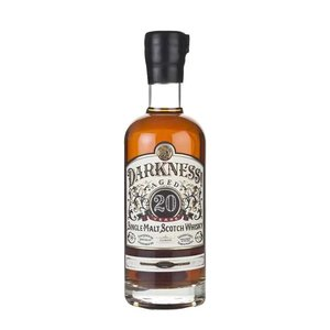 Tomintoul Darkness 20 years oloroso 49,9%