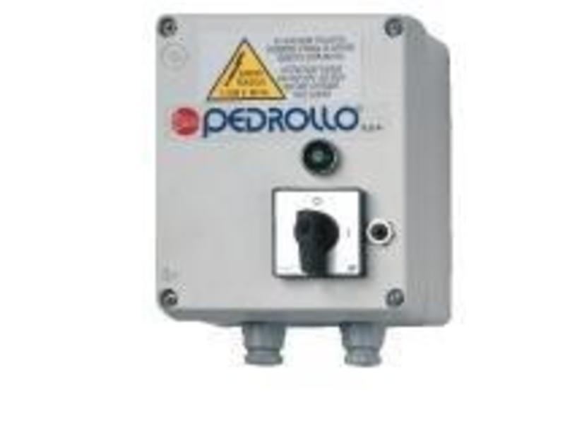 Pedrollo 4'' bronpompset 230V