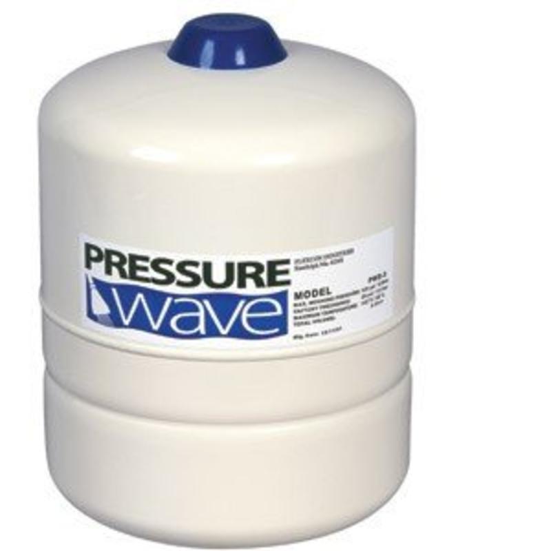 Pressure Wave Verticaal Membraanvaten