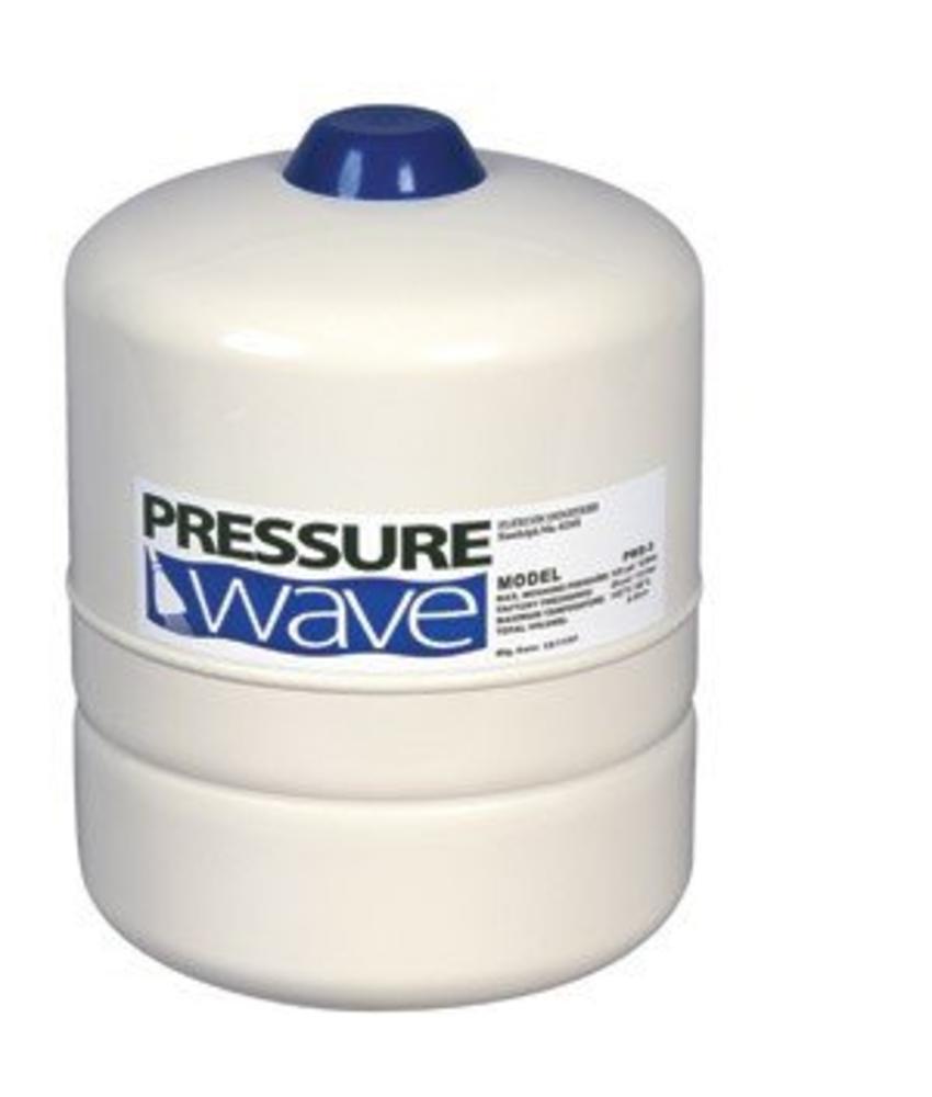 Pressure Wave Horizontaal
