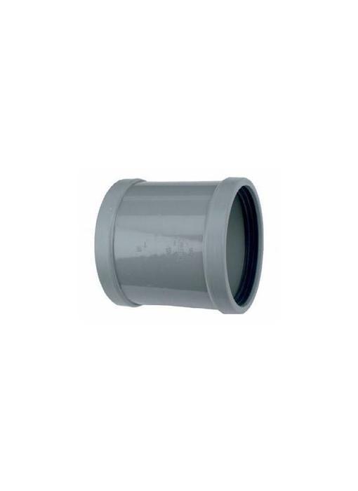 PVC Overschuifmof Ø 110mm SN4, KOMO