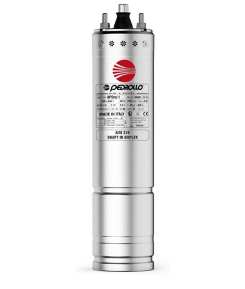Pedrollo 4PDm / 0,75 losse motor 230 volt (0,75 PK)