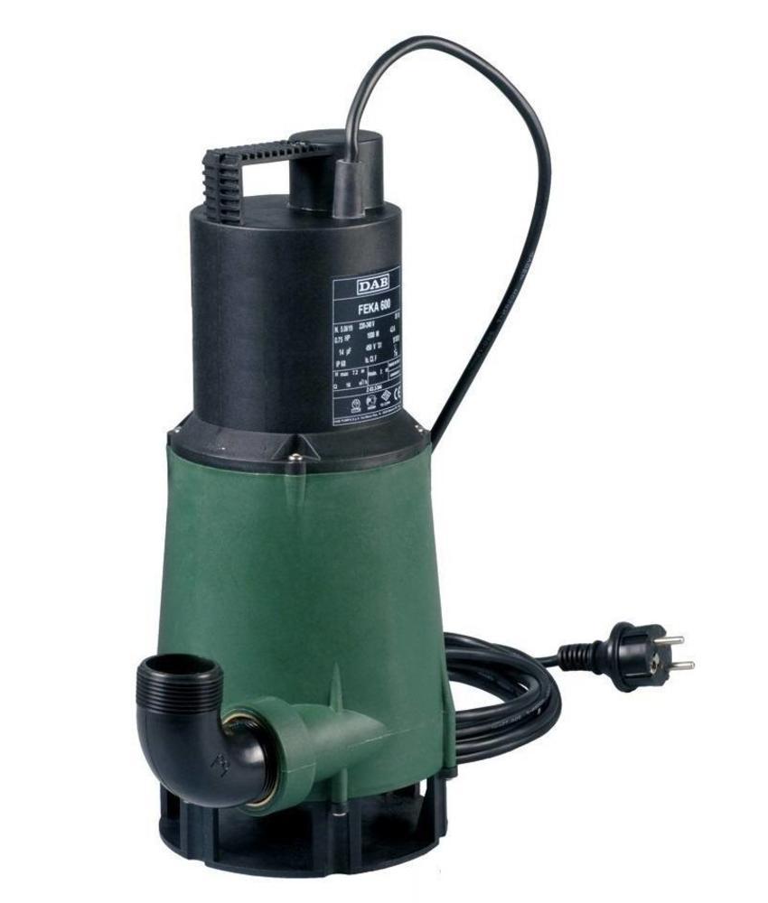 DAB Feka 600 T-NA 400V vuilwater dompelpomp