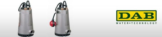 DAB Drenag 500-900 vuilwater dompelpomp