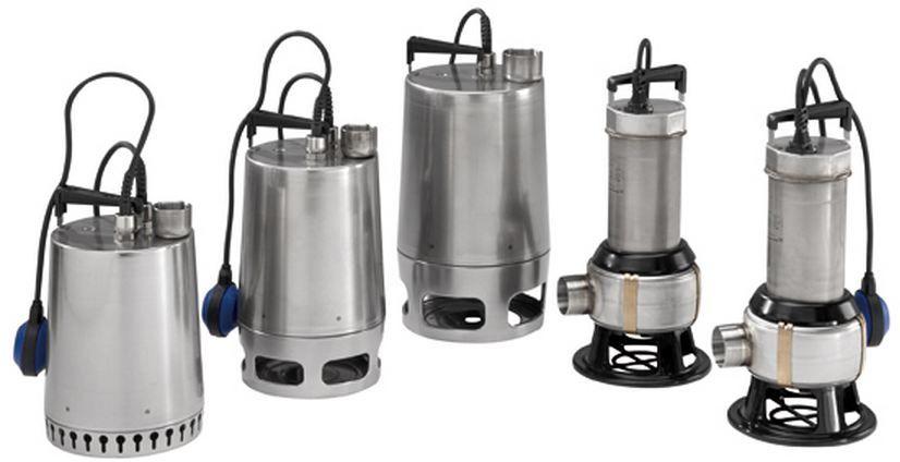 Submersible Pumps: Grundfos Submersible Pumps Catalogue