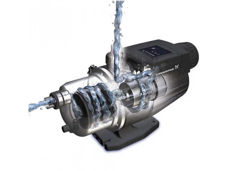Grundfos MQ 3-35 drukverhogingspomp