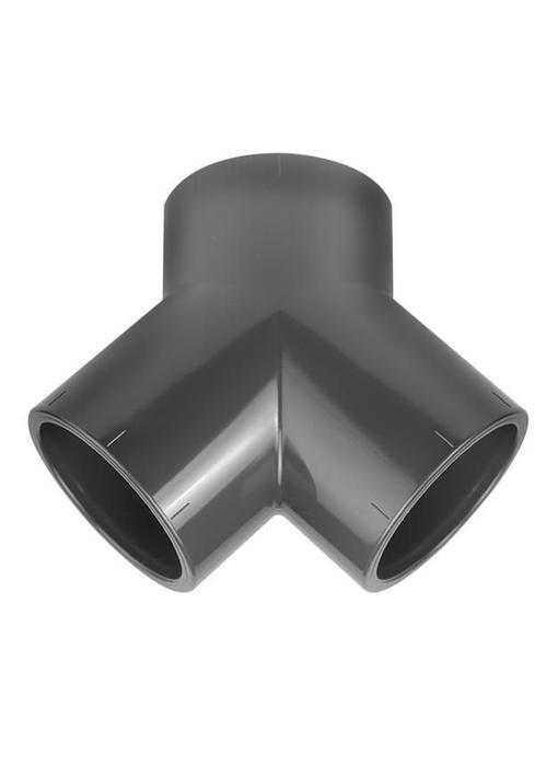 VDL PVC Y-Stuk Ø 50 x 50 PN16