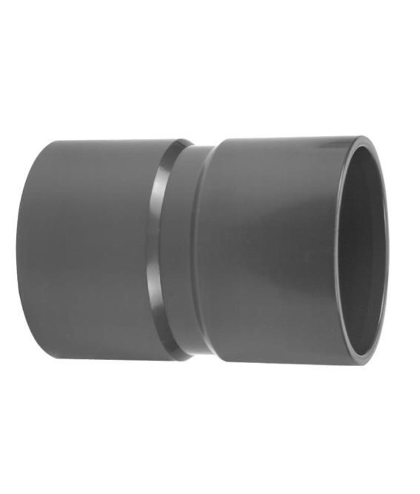 VDL PVC handgevormde sok Ø75 PN10