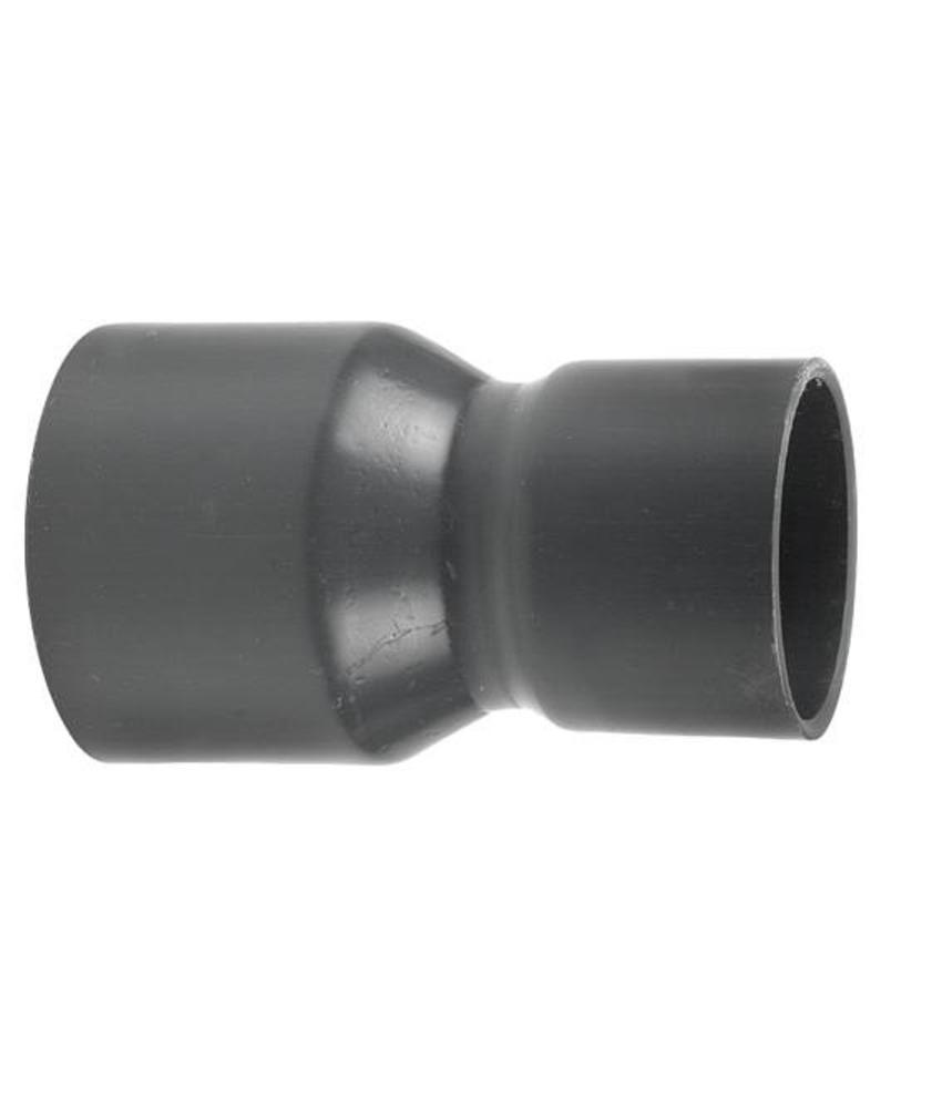 VDL PVC verloopsok Ø 125 x 90 PN10