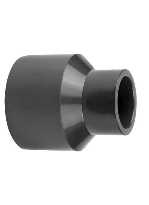 VDL PVC inzet verloopsok 125/110 x 75 PN16