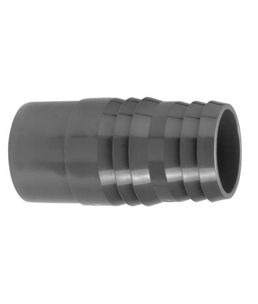 VDL PVC slangpilaar lijmverbinding 12 mm lijm x 14 x 12 mm tule