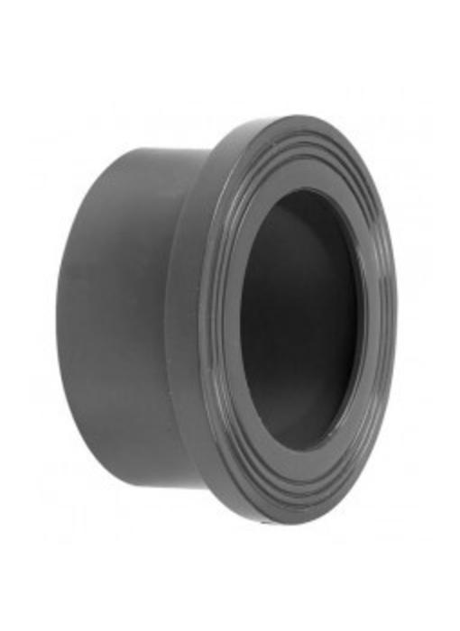 VDL PVC kraagbus 125 mm voor klep DN125 (verloop)