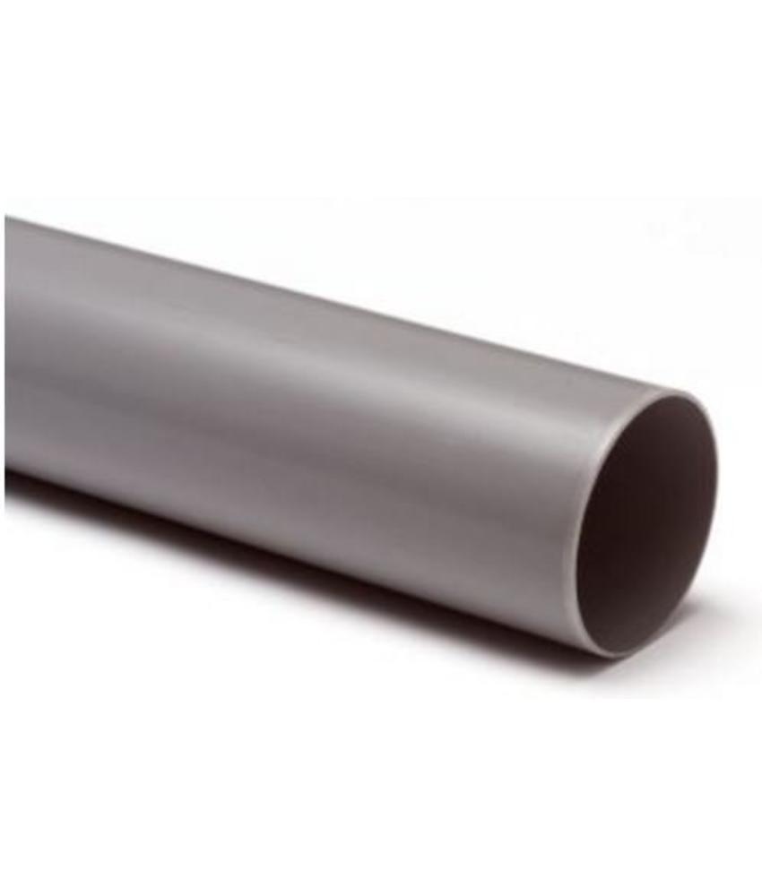 PVC HWA afvoerbuis Ø 80 mm L = 4 meter KOMO