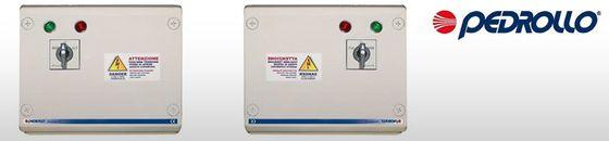 Pedrollo aansluitkast & losse condensator