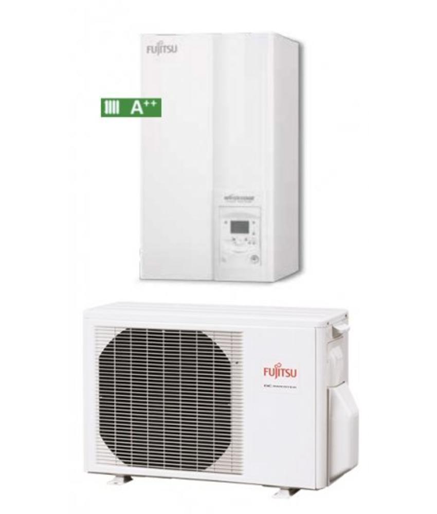 Fujitsu Waterstage WC08 lucht/water warmtepomp