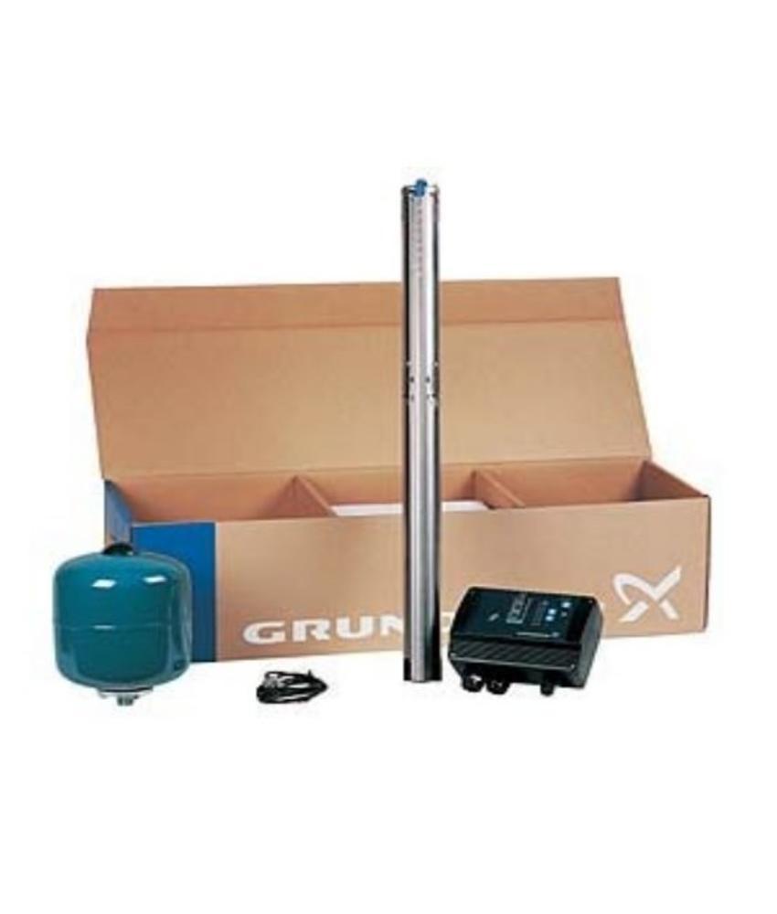 Grundfos Constant drukpakket met SQE 2-55 bronpomp incl. 40 m kabel