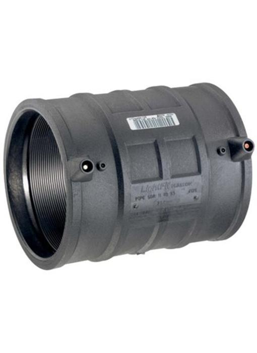 Plasson Elektrolas mof lightfit (PN10) 63 mm