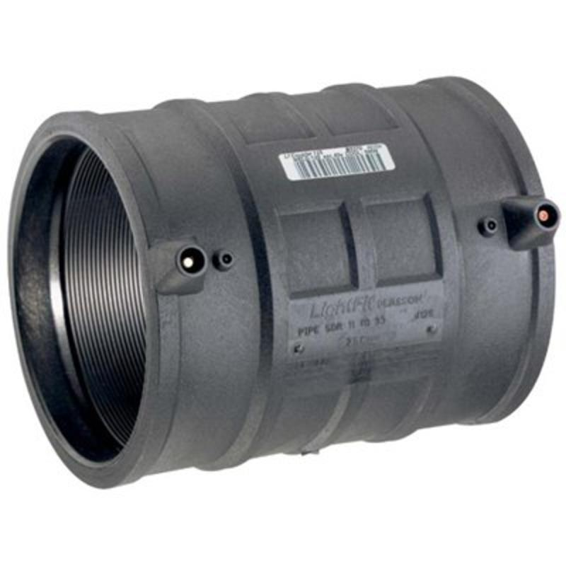 Plasson Elektrolas mof lightfit (PN10) 140 mm