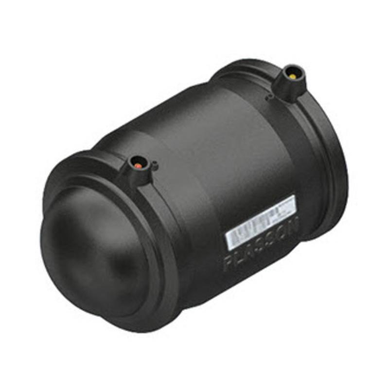 Plasson Elektrolas eindkap 125 mm