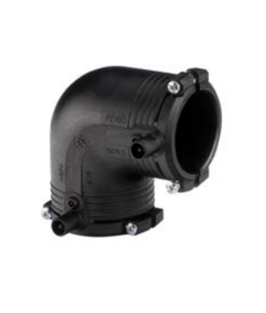 GF ELGEF elektrolas knie 90° | 32 mm - PE100 / SDR11