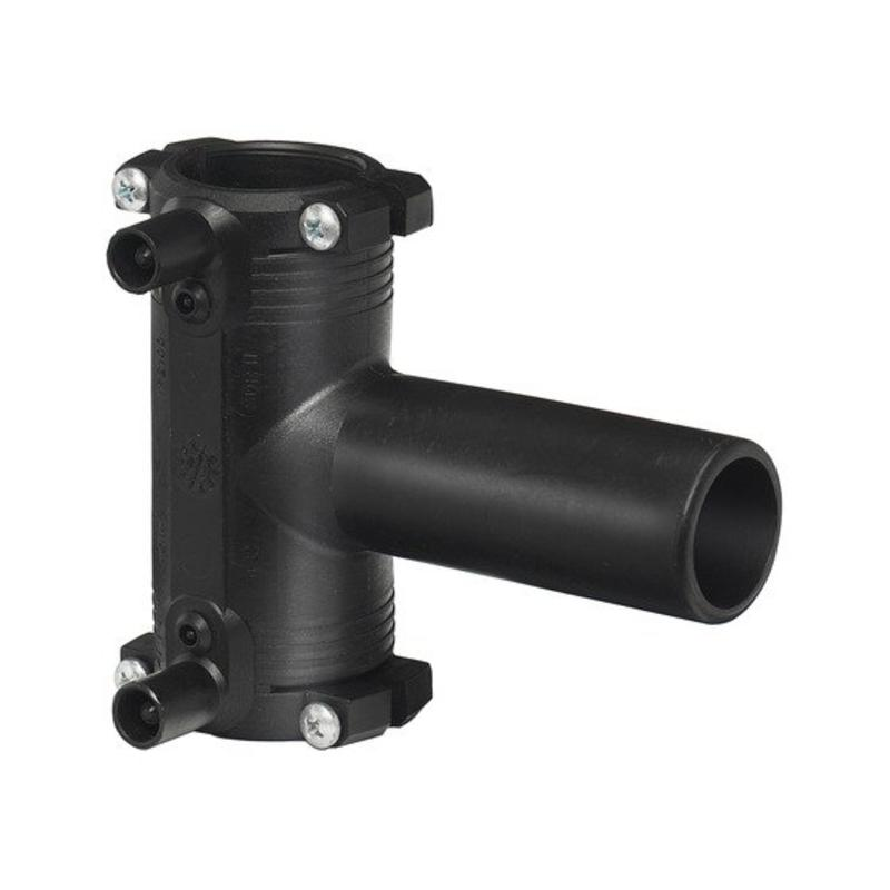 GF ELGEF elektrolas T-stuk 90° | 25 mm - PE100 / SDR11