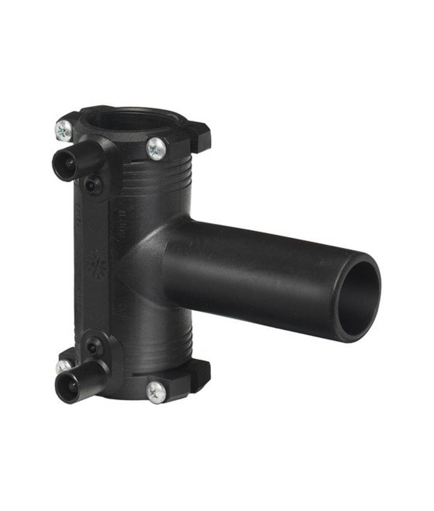 GF ELGEF elektrolas T-stuk 90° | 50 mm - PE100 / SDR11