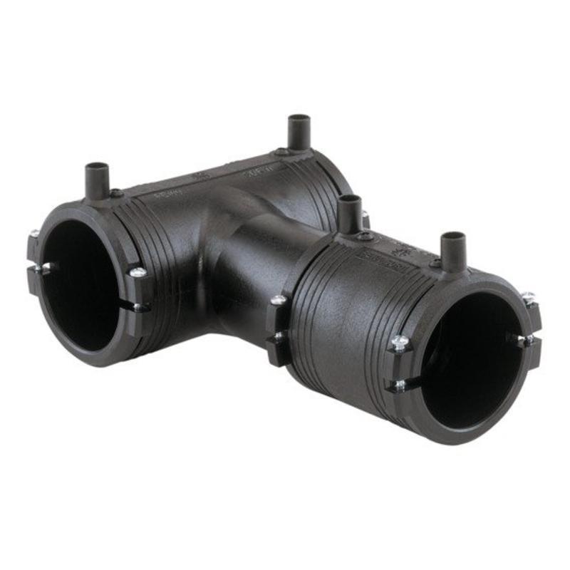 GF ELGEF elektrolas T-stuk 90° lasbare aftakking | 20 mm / 20 mm
