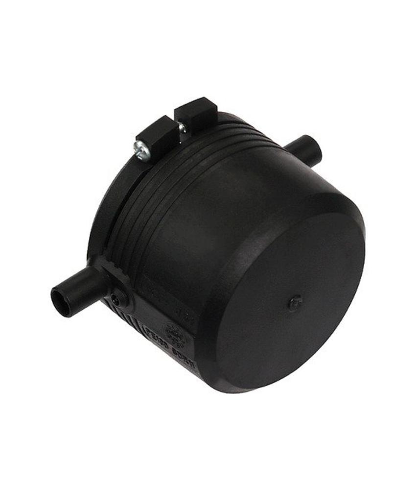 GF ELGEF elektrolas eindkap 40 mm | PE hulpstuk