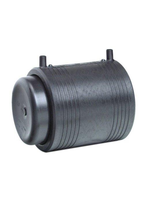 GF ELGEF elektrolas eindkap 90 mm (kit) | PE hulpstuk