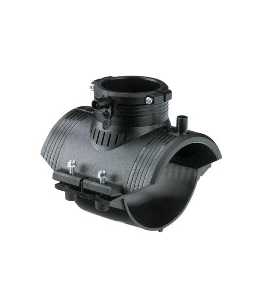GF ELGEF elektrolas aansluitzadel 63 mm | PE hulpstuk