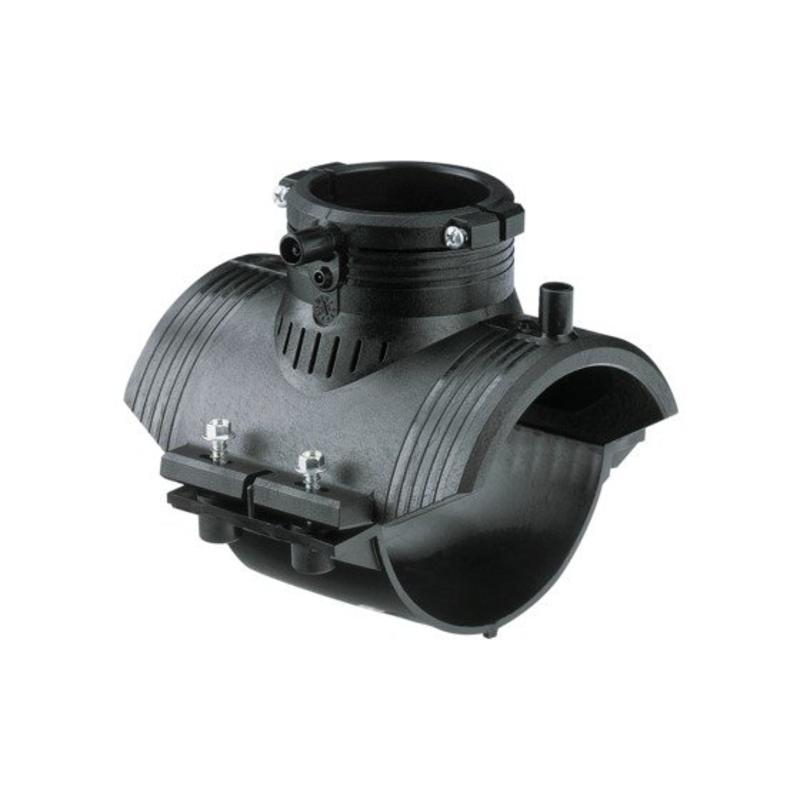 GF ELGEF elektrolas aansluitzadel 110 mm met vast onderhuis
