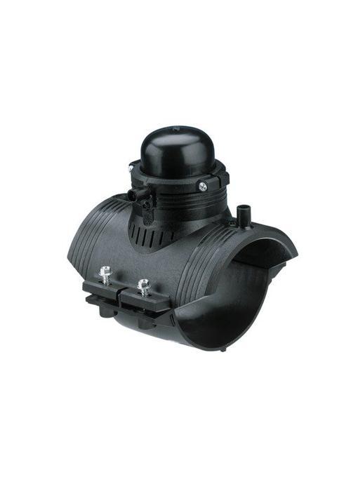 GF ELGEF elektrolas reparatiezadel 140 mm   PE hulpstuk