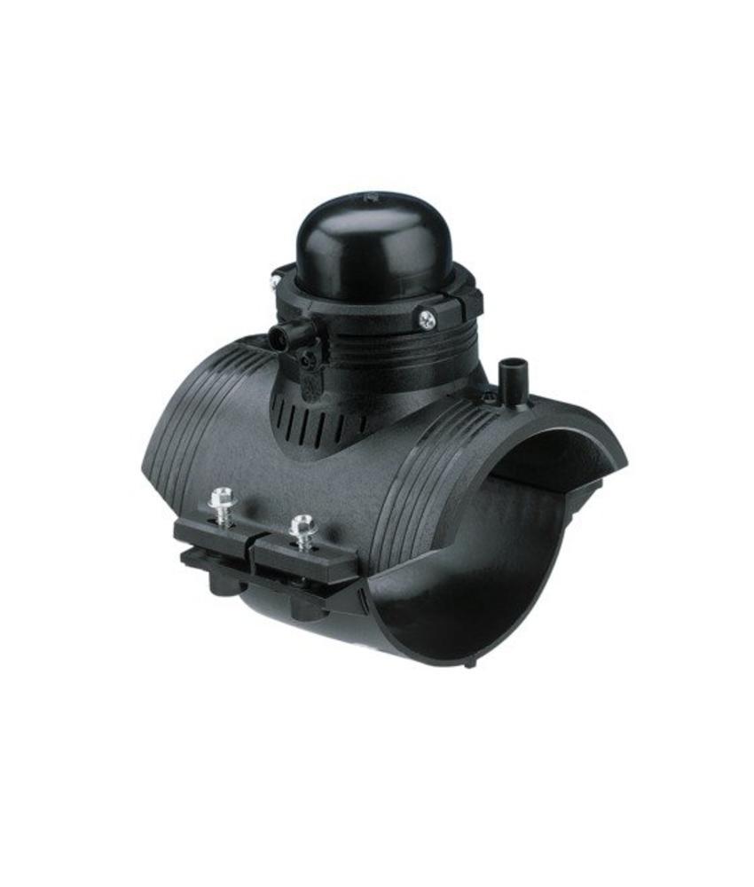 GF ELGEF elektrolas reparatiezadel 140 mm | PE hulpstuk