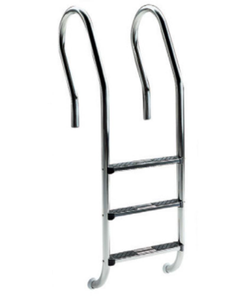 AstralPool Zwembadtrap mix RVS-304 - 4 treden ladder