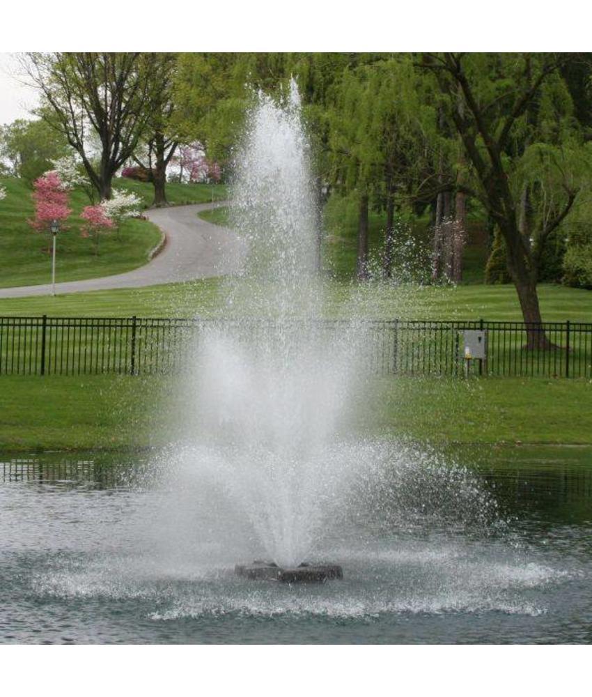 Otterbine Tristar 200 drijvende fontein - beluchter 230V