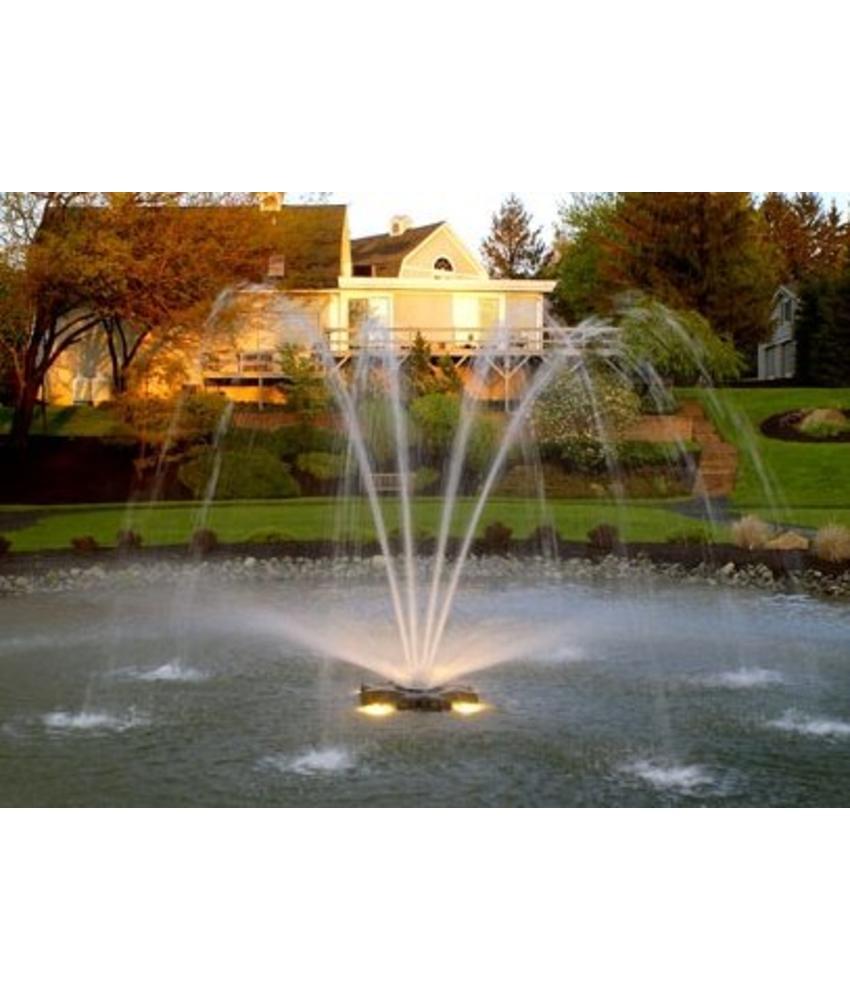 Otterbine Constellation 300 drijvende fontein - beluchter 400V
