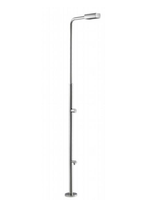 AstralPool Angel buitendouche gepolijst RVS-304 - ⌀43 mm buis