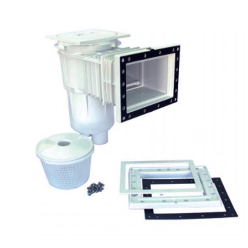 AstralPool Skimmer ABS 17,5 L met verlengde standaard skimmermond