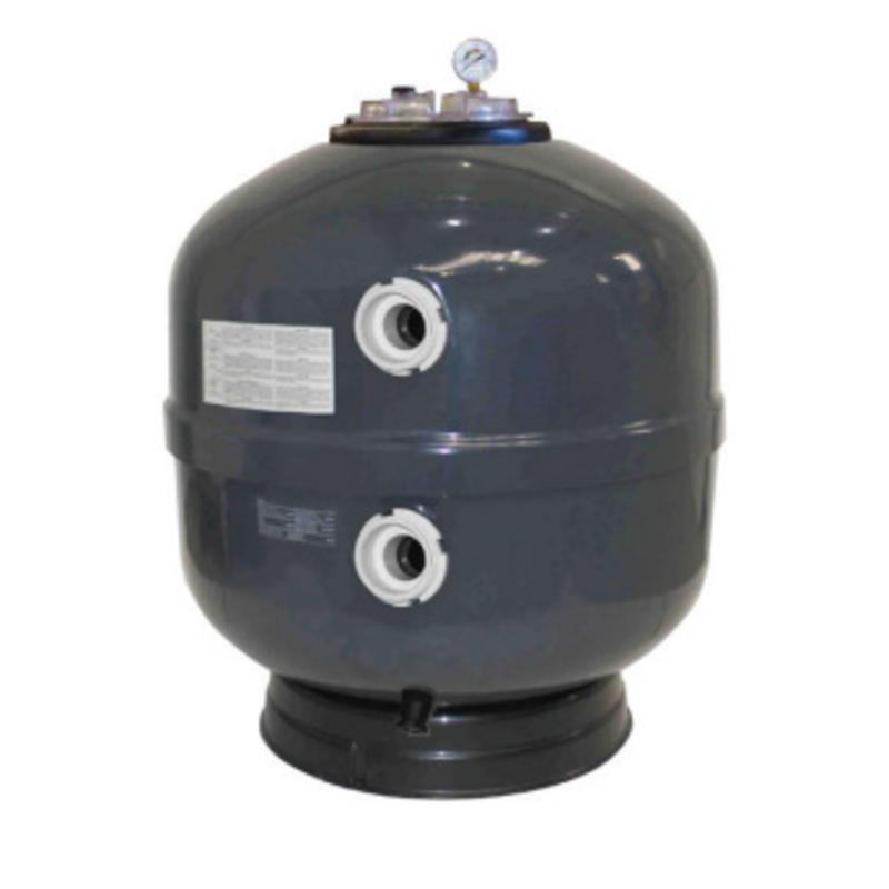 AstralPool Jupiter-Pro zandfilter ⌀ 480 mm - 9 m³/u met zij-aansluiting