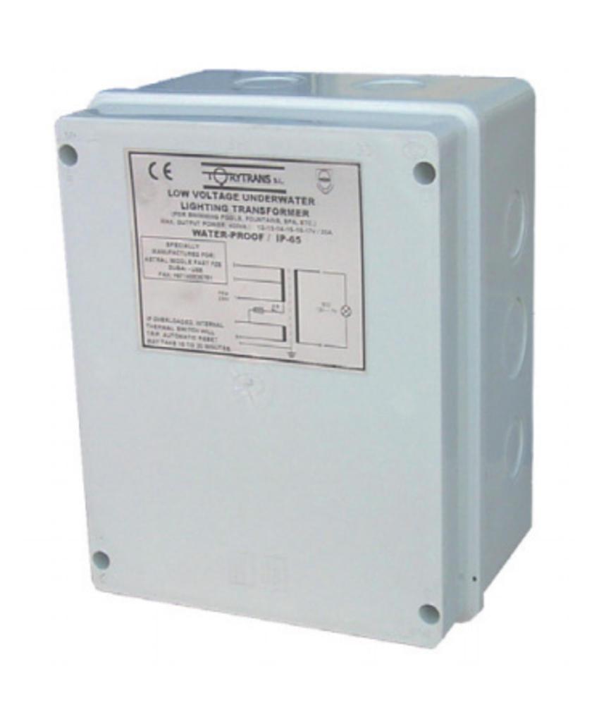 AstralPool Transformator IP-65 voor zwembaden 400V