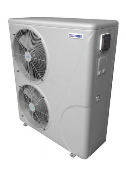 AstralPool Pro-Elyo Inverter 35 warmtepomp