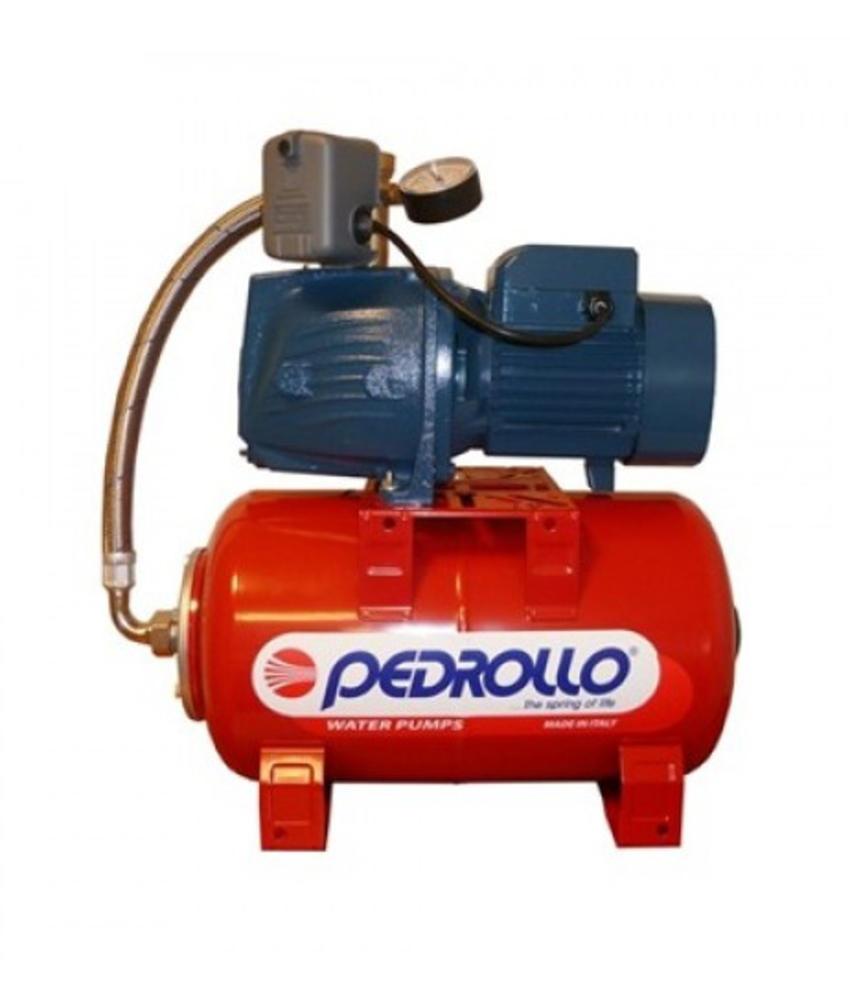 Pedrollo JSWm 3CM/60L 1,1 kW - 1,5 PK hydrofoorpomp