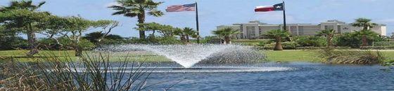 Otterbine Sunburst drijvende fontein