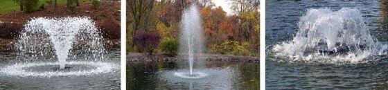 Otterbine Fractional drijvende fontein