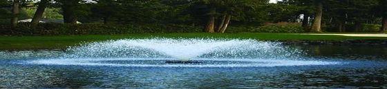 Otterbine Saturn drijvende fontein