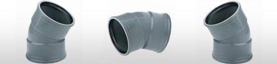 PVC Bocht 30gr, SN4 mof/mof (110 t'm 160mm)