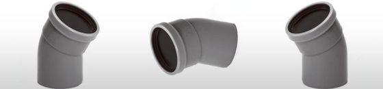 PVC Bocht 30gr, SN4 mof/spie (110 t'm 160mm)